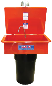SAE 32 Manual Parts Washer