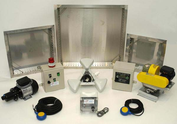 ISS Oil & Water Separator Accessories