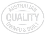 Australia Quality Owned & Built