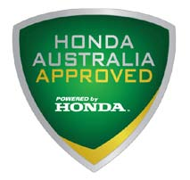 Honda Australia Approved