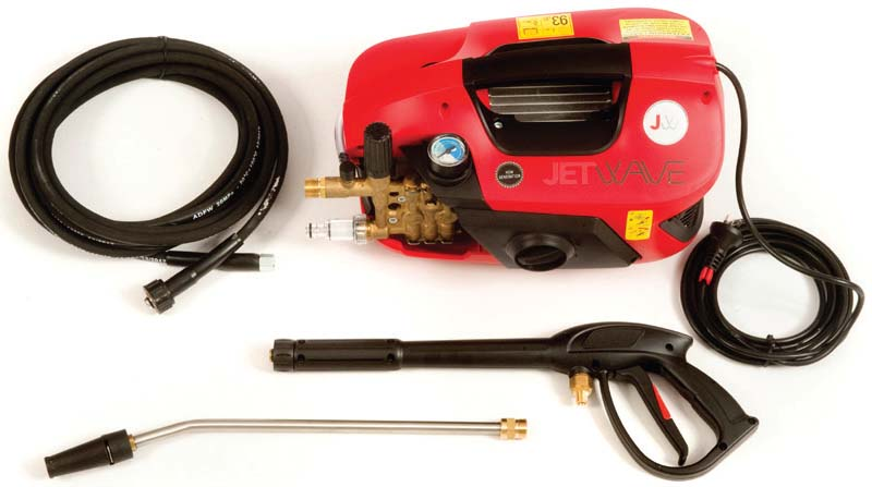 Jetwave Redback Cold Water Electric Water High Pressure Cleaner With Lance