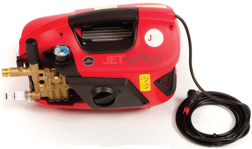 Jetwave Redback Cold Water Electric Water High Pressure Cleaner