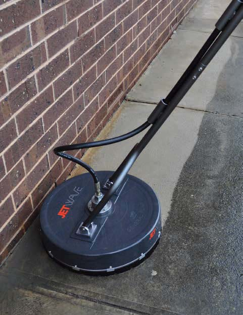 "21"" Jetwave Hammerhead Rotary Floor Cleaner (Patio Cleaner)"