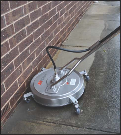 "22"" Jetwave Hammerhead Rotary Floor Cleaner (Patio Cleaner)"