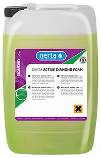 Nerta Active Diamond Touchless Cleaning Chemicals