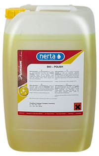 Nerta Bio Polish Touchless Cleaning