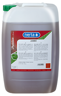 Nerta Carnet Jumbo Touchless Cleaning