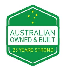 Australian Quality Owned & Built