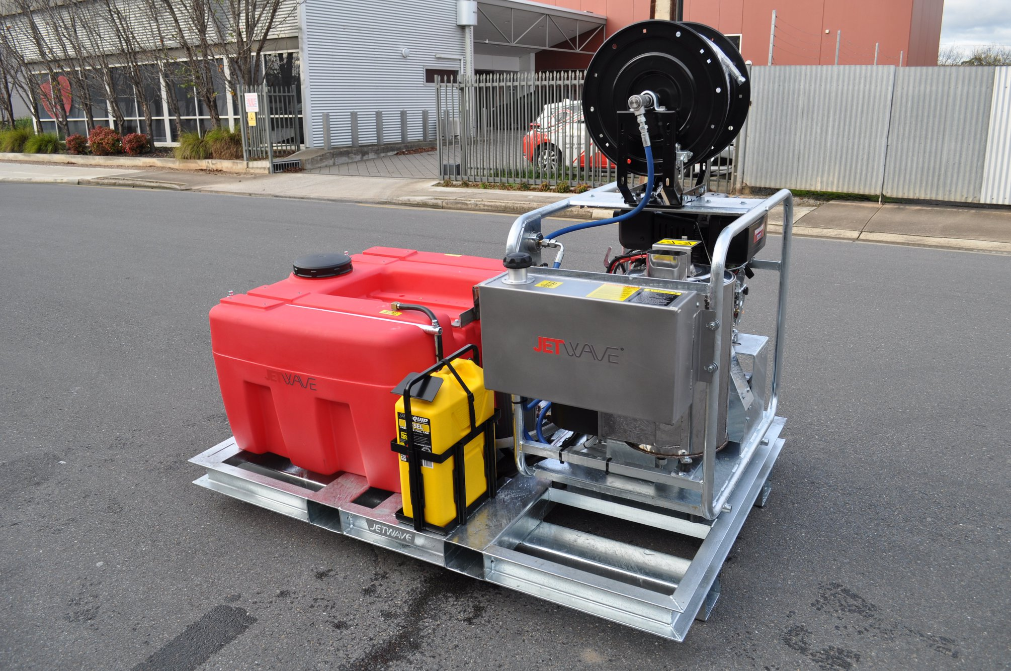 Jetwave Custom Built High Pressure Cleaner