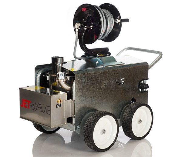 Jetwave Hybrid Jnr 130 Hot Water High Pressure Cleaner
