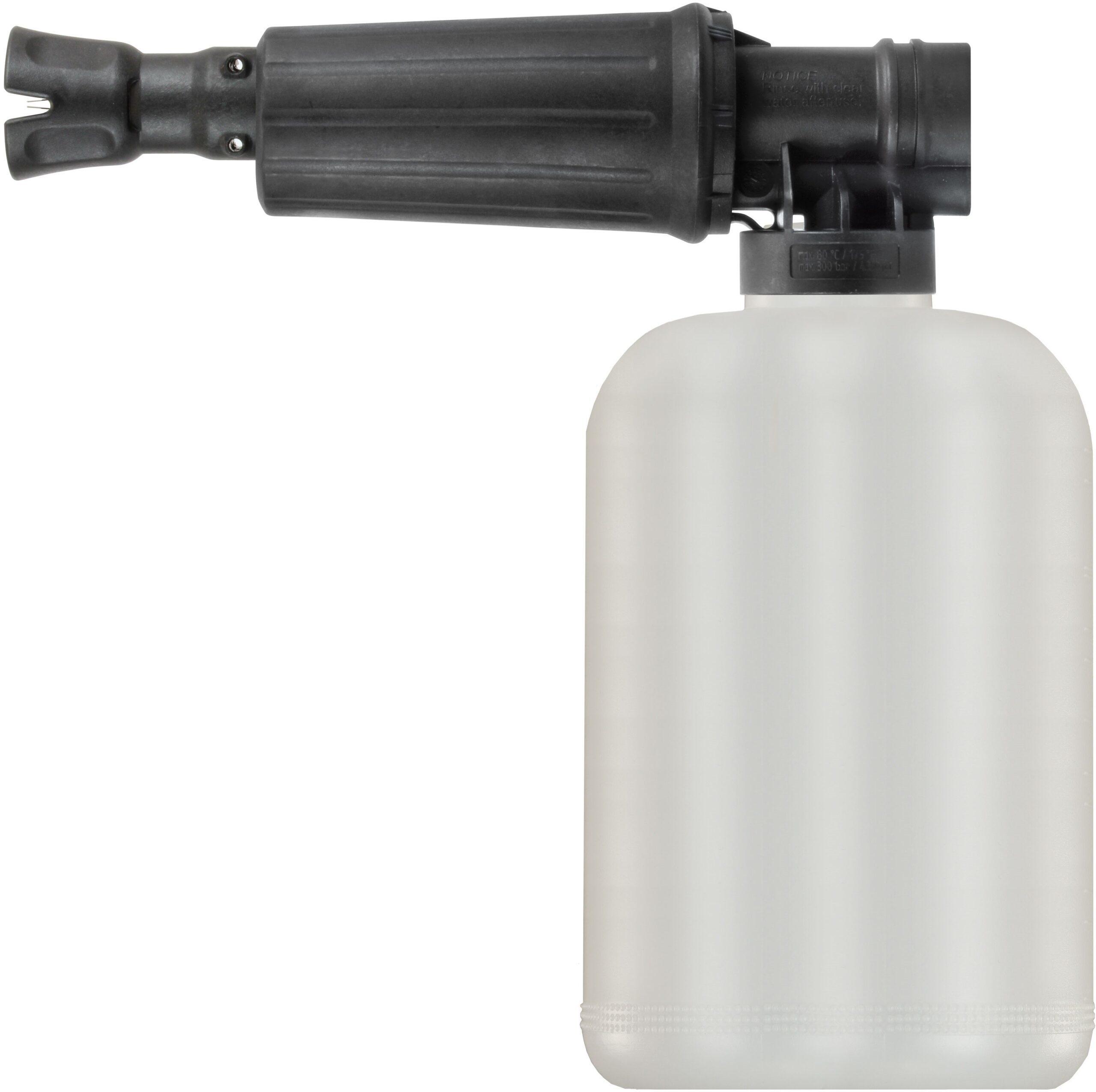 Brass Suttner Foamer <21lpm + 2L Bottle (Red)