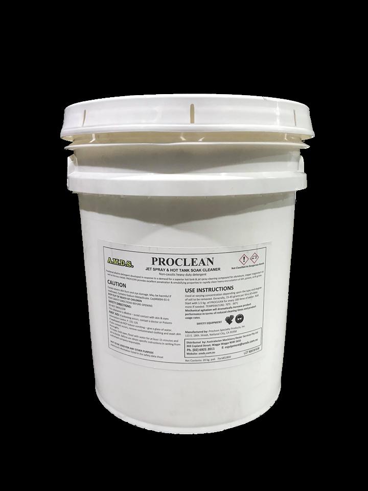 Proclean Parts Washer Detergent -  - AMDS Trade & Industrial