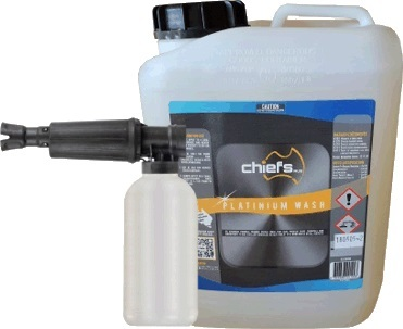 Bling Truck Kit Basic Touchless Cleaning Chemicals